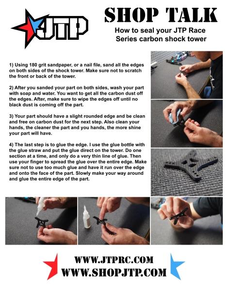 Sealing carbon